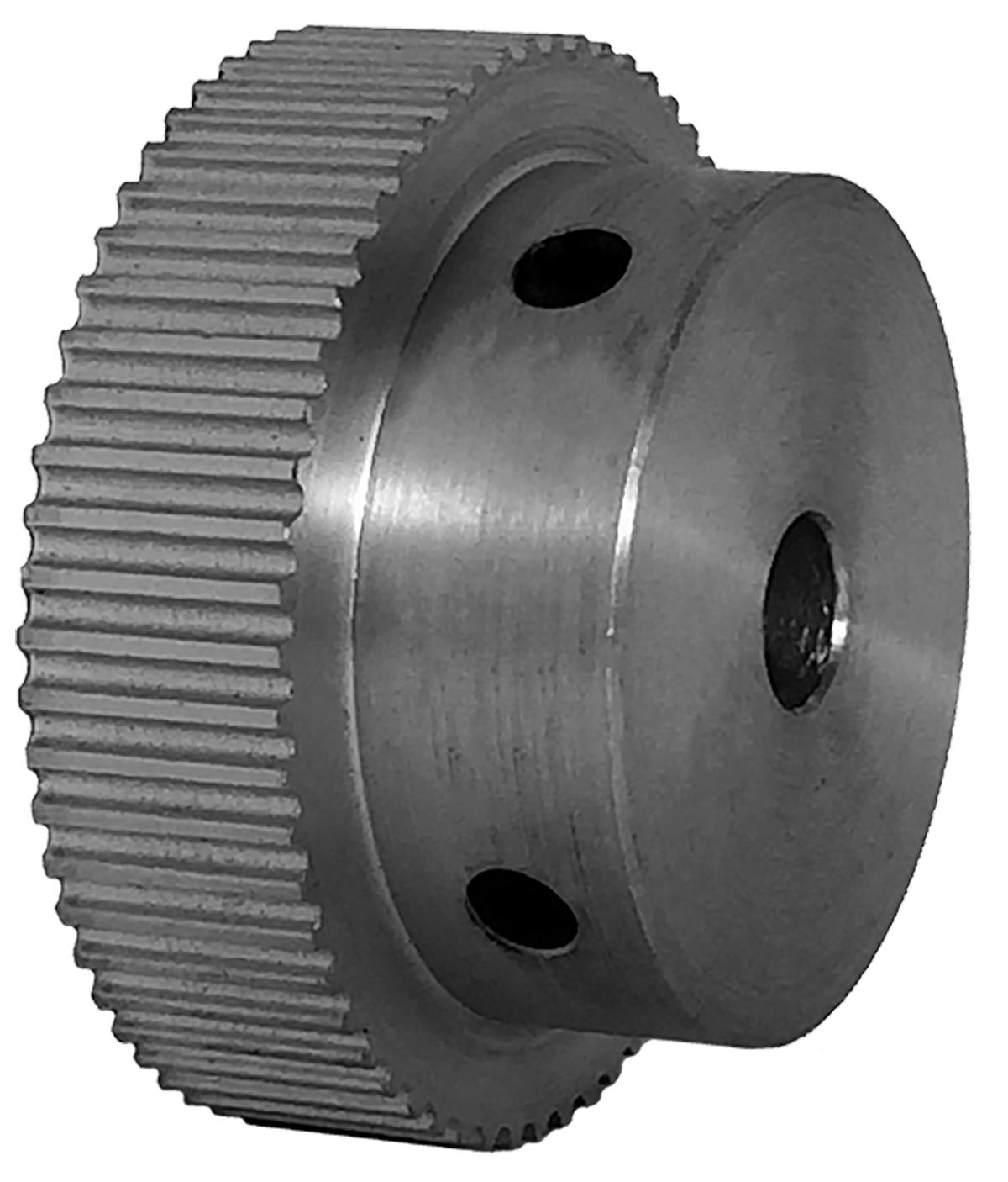 60-2P06-6A3 - Aluminum Powerhouse® Pulleys