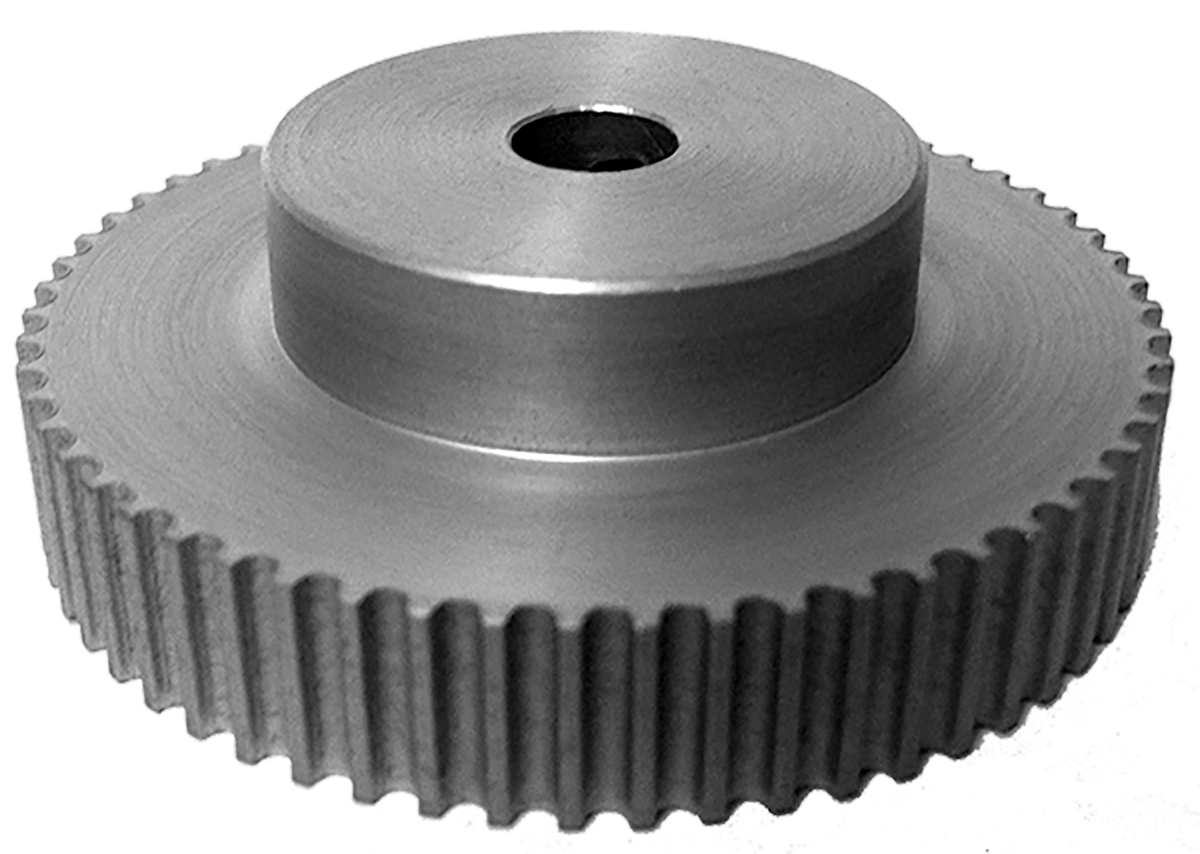 68-3M06-6A4 - Aluminum Powerhouse®HTD® Pulleys