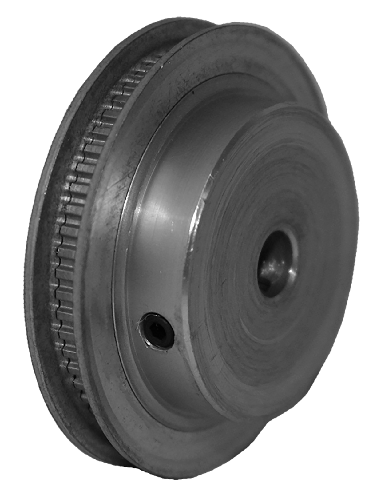 60MP012-6FA3 - Aluminum Imperial Pitch Pulleys