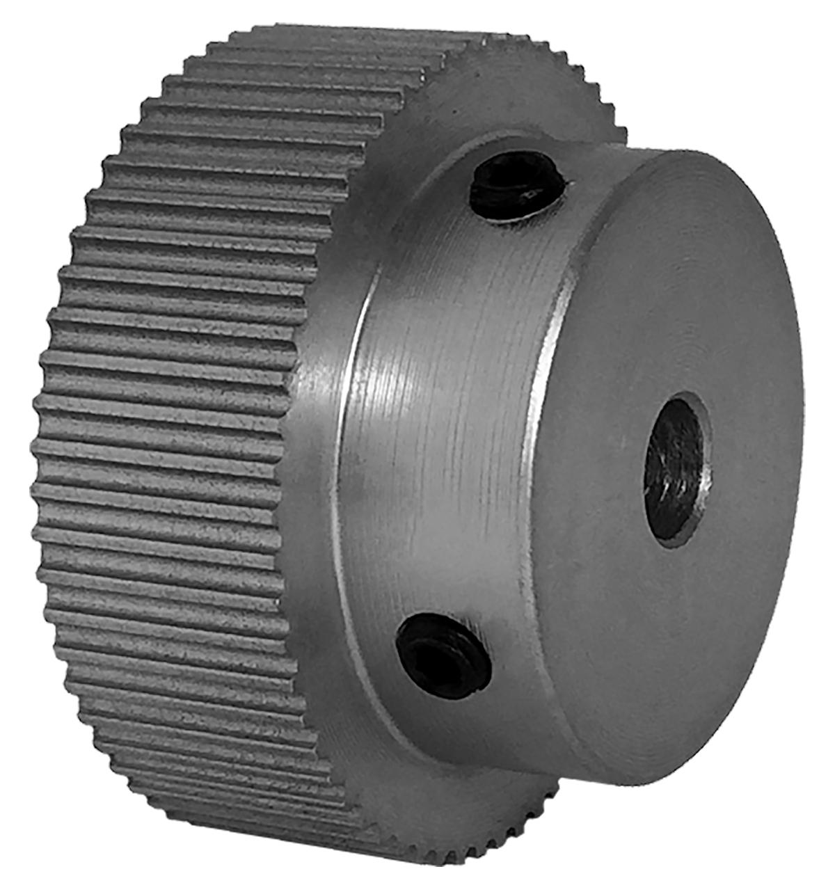 62-2P09-6A3 - Aluminum Powerhouse® Pulleys