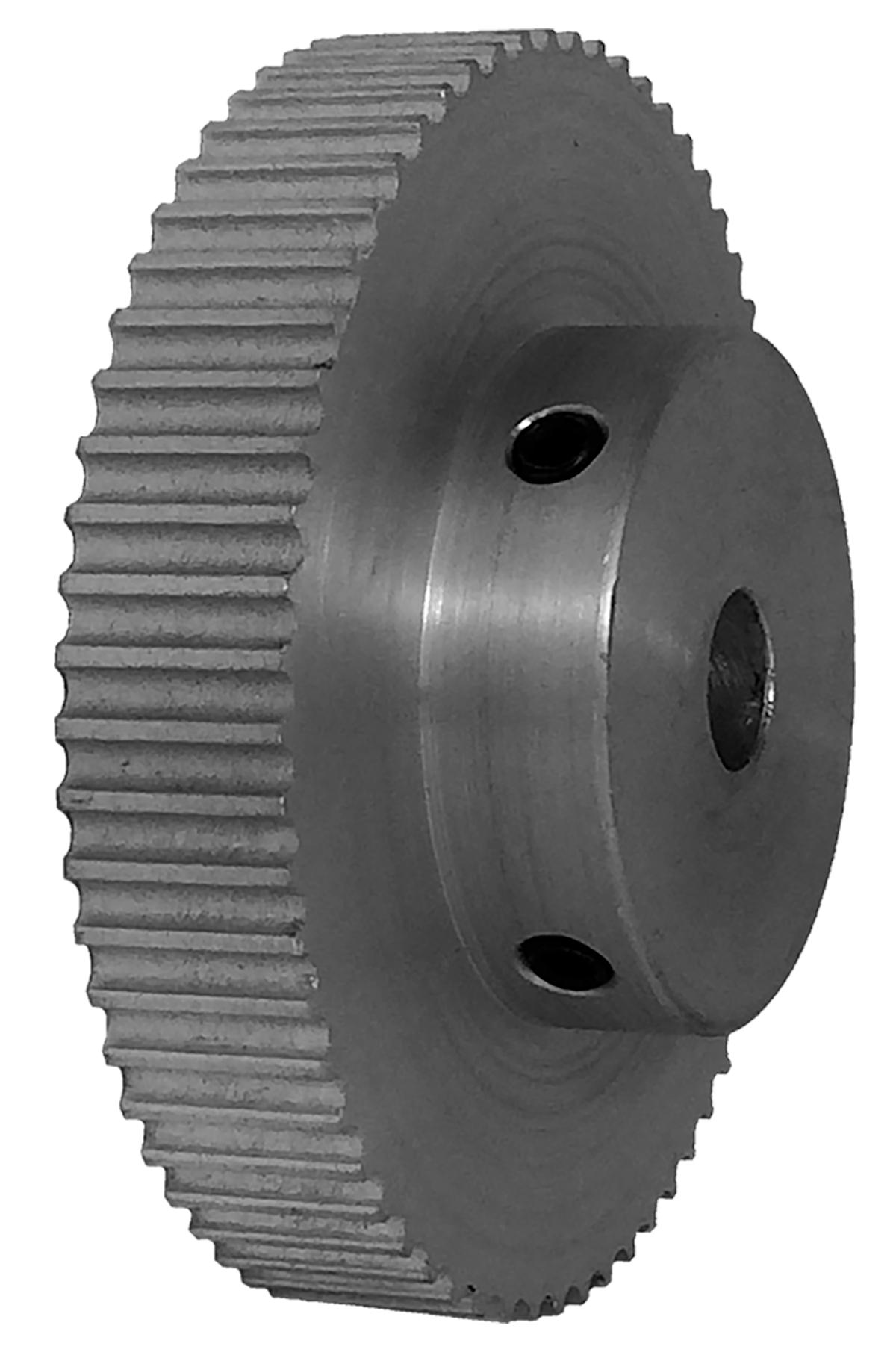 62-3P06-6A4 - Aluminum Powerhouse® Pulleys
