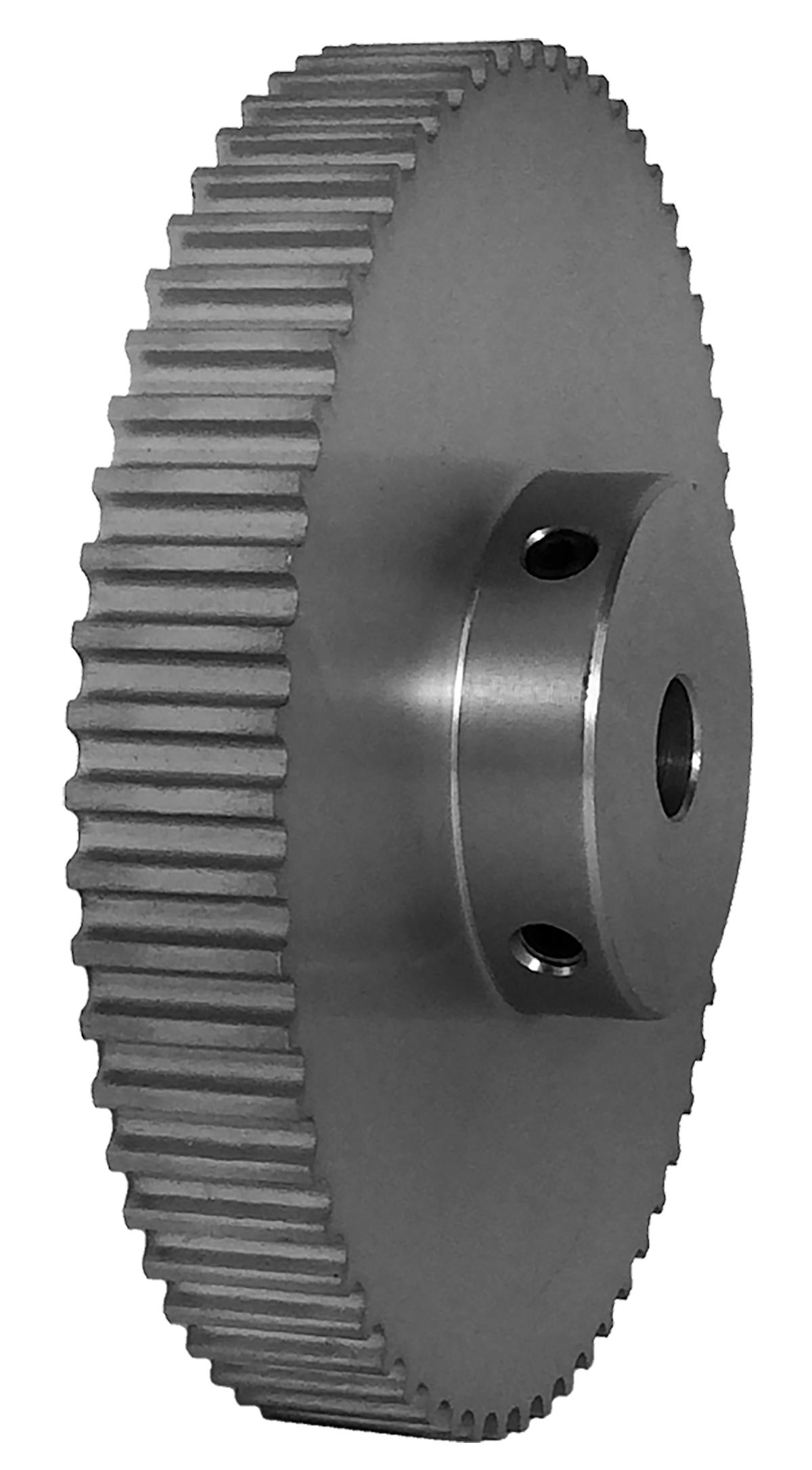 62-5M09-6A5 - Aluminum Powerhouse®HTD® Pulleys