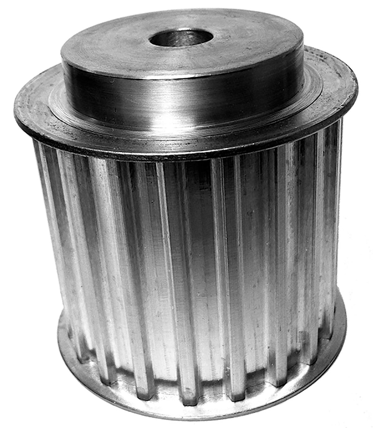 66AT10/24-2 - Aluminum Metric Pulleys