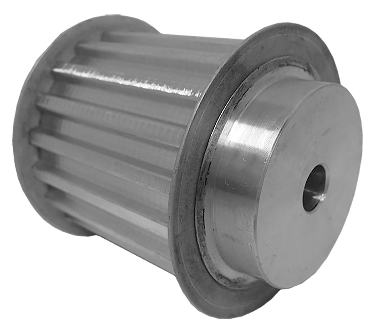 66T10/19-2 - Aluminum Metric Pulleys