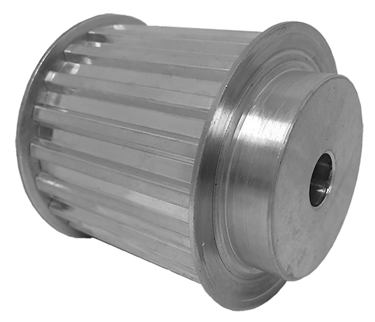 66T10/20-2 - Aluminum Metric Pulleys