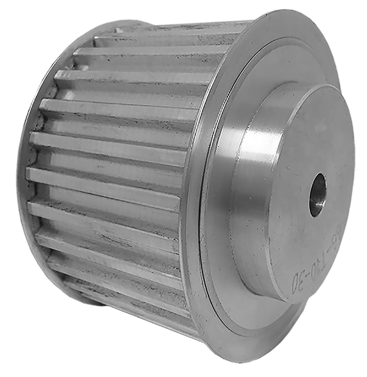 66T10/30-2 - Aluminum Metric Pulleys