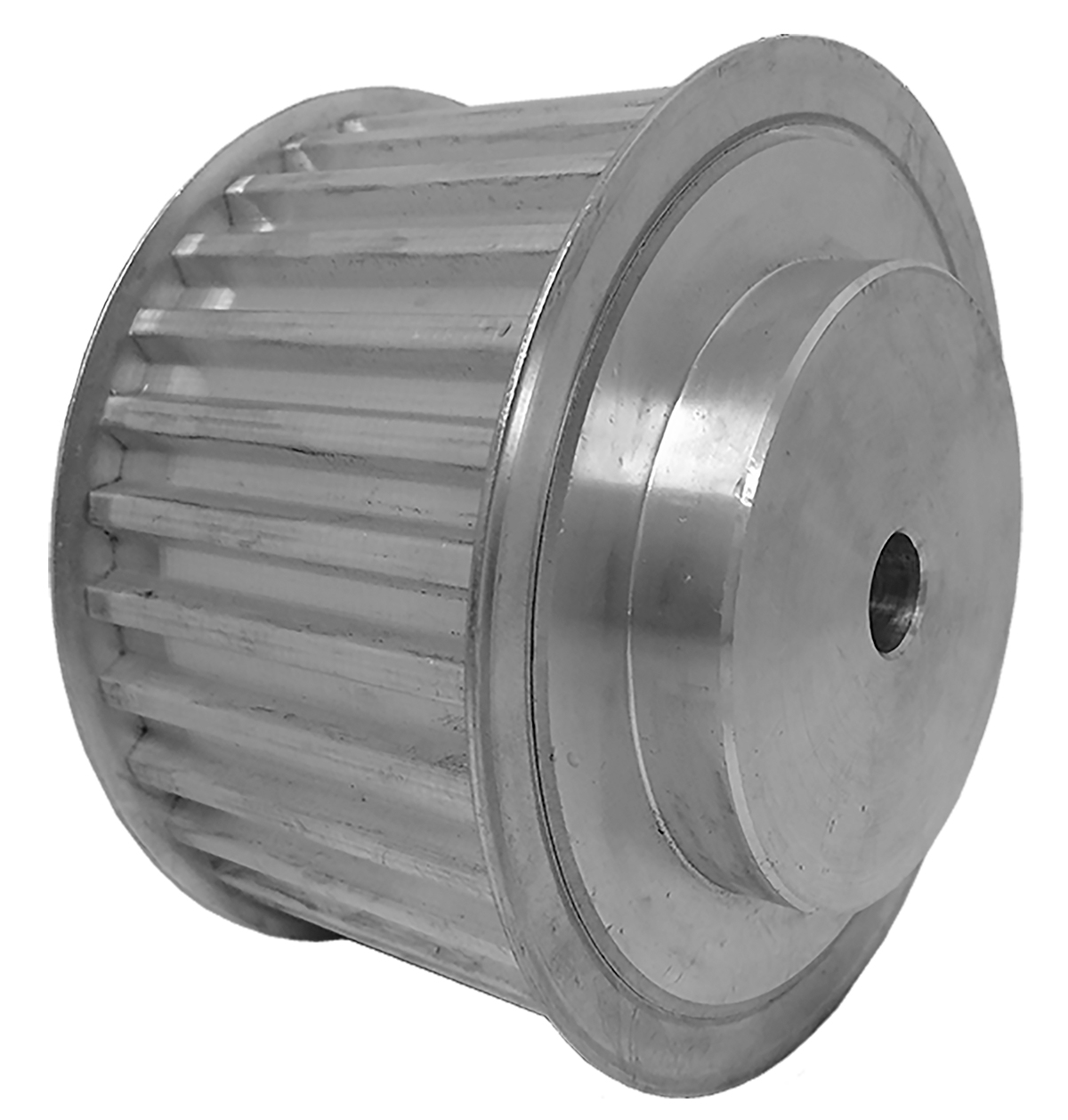 66T10/32-2 - Aluminum Metric Pulleys