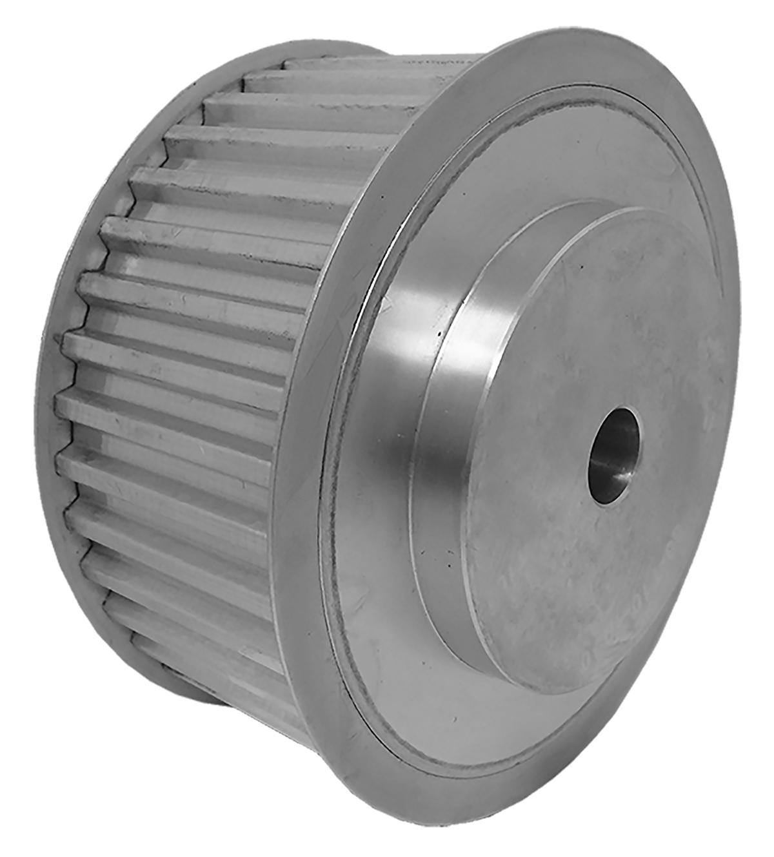 66T10/40-2 - Aluminum Metric Pulleys