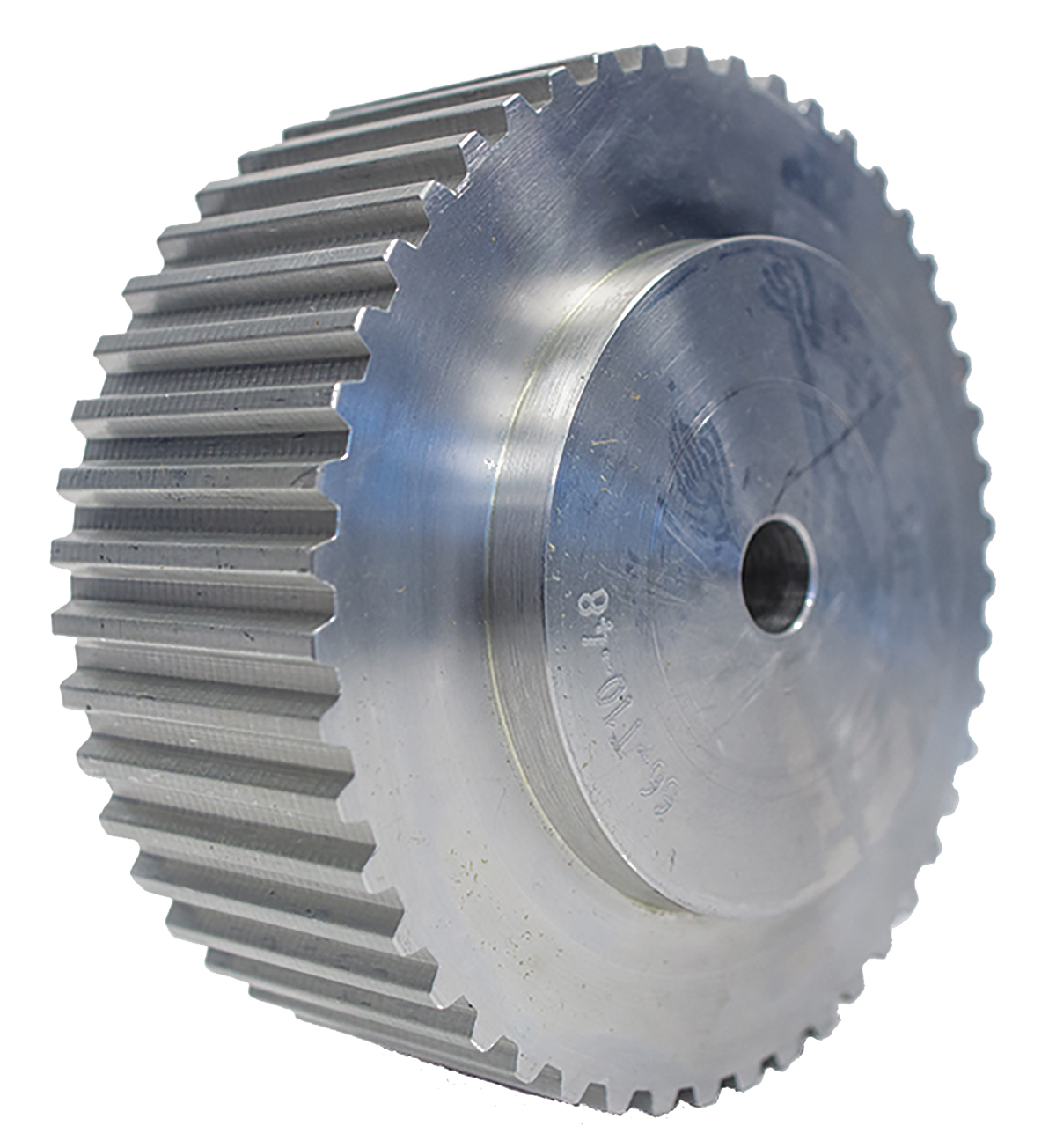 66T10/48-0 - Aluminum Metric Pulleys