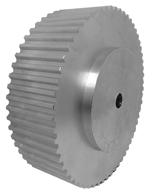66T10/60-0 - Aluminum Metric Pulleys
