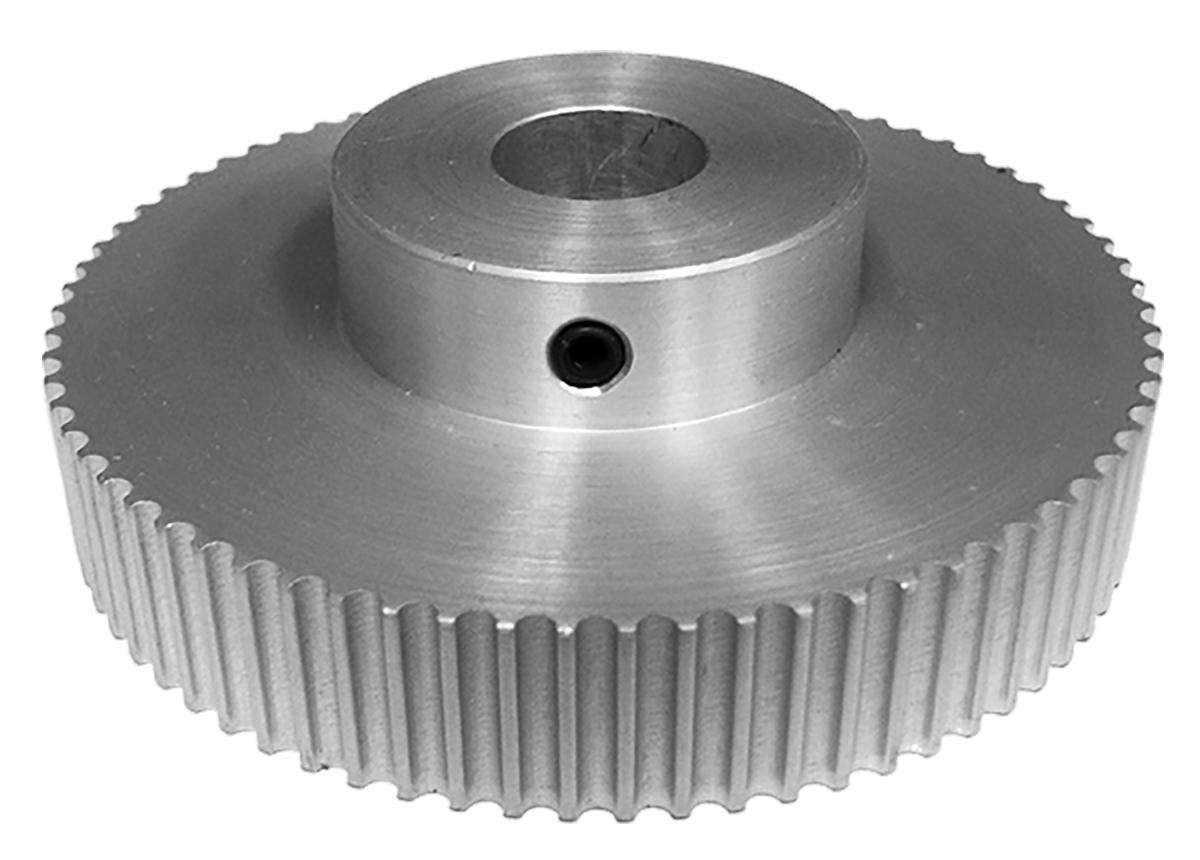 36-3P09-6A3 - Aluminum Powerhouse® Pulleys
