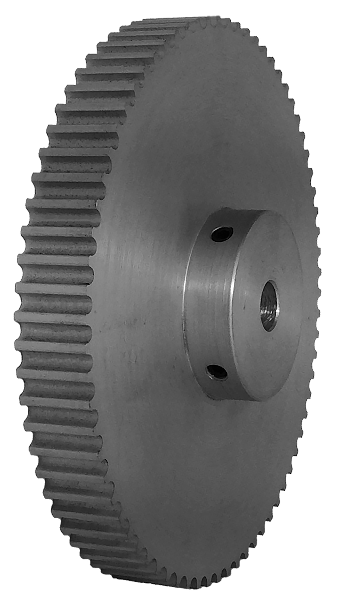 72-5M09-6A5 - Aluminum Powerhouse®HTD® Pulleys