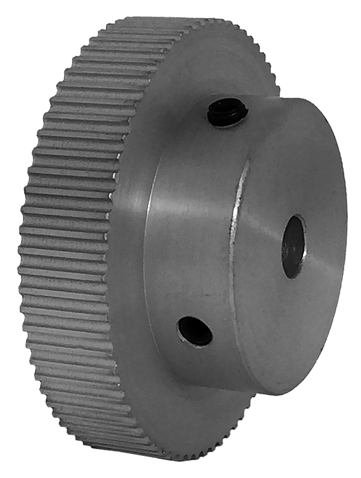 74-2P06-6A3 - Aluminum Powerhouse® Pulleys