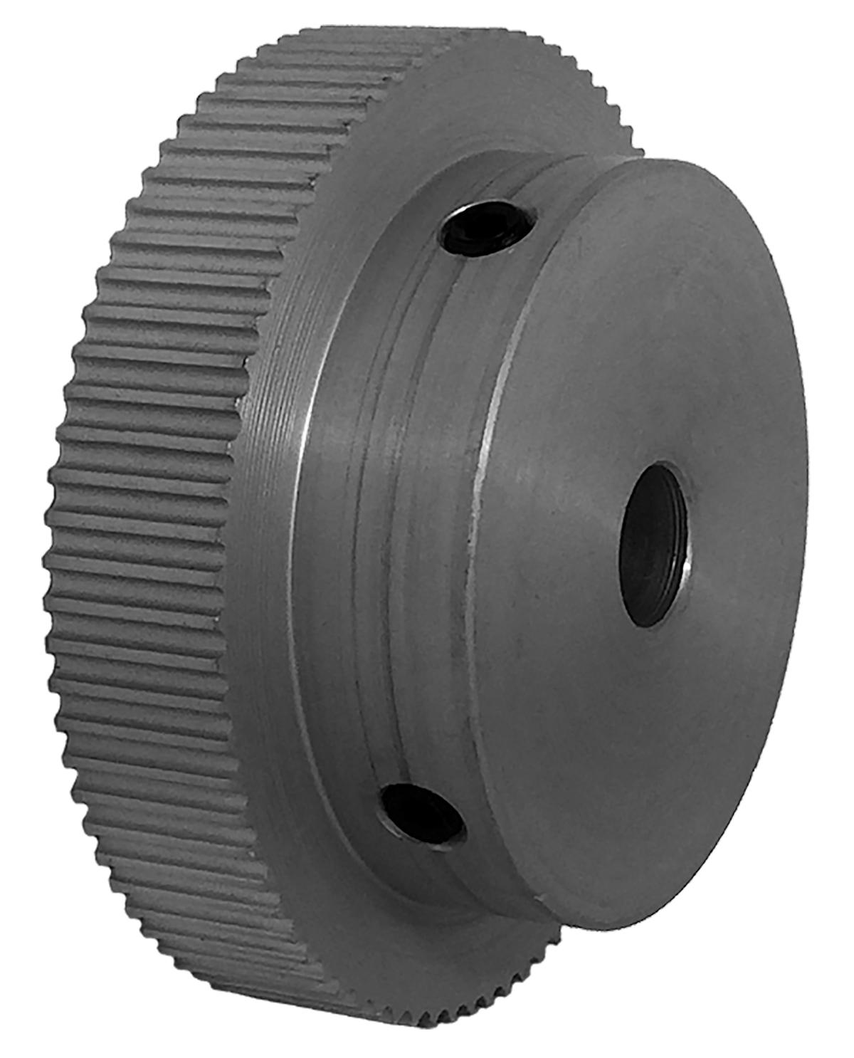 80-2P06-6A4 - Aluminum Powerhouse® Pulleys