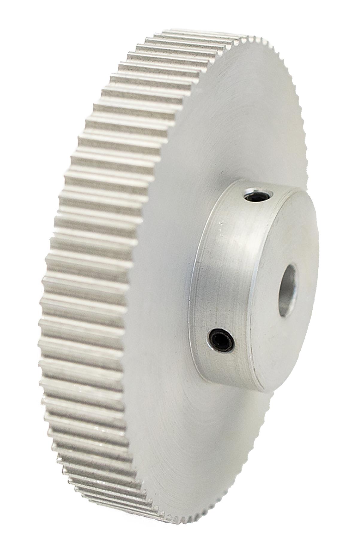 80-3P09-6A4 - Aluminum Powerhouse® Pulleys