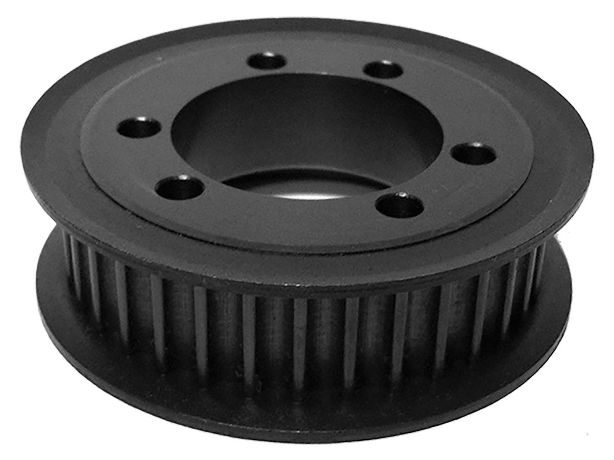 QD64-8M-20 - Cast Iron Powerhouse®HTD® Pulleys
