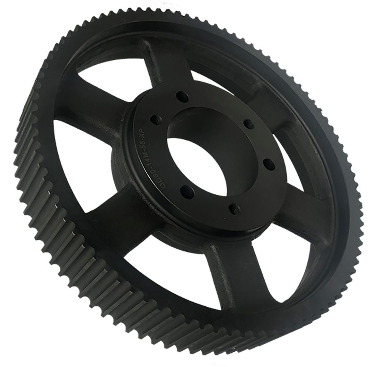 QD112-14M-55 - Cast Iron Powerhouse®HTD® Pulleys